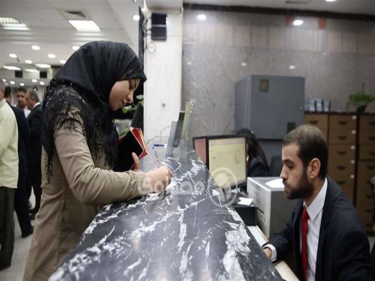 """357 مليون جنيه حصيلة 3 بنوك من بيع شهادة """"أمان المصريين"""" في 5 أشهر"""