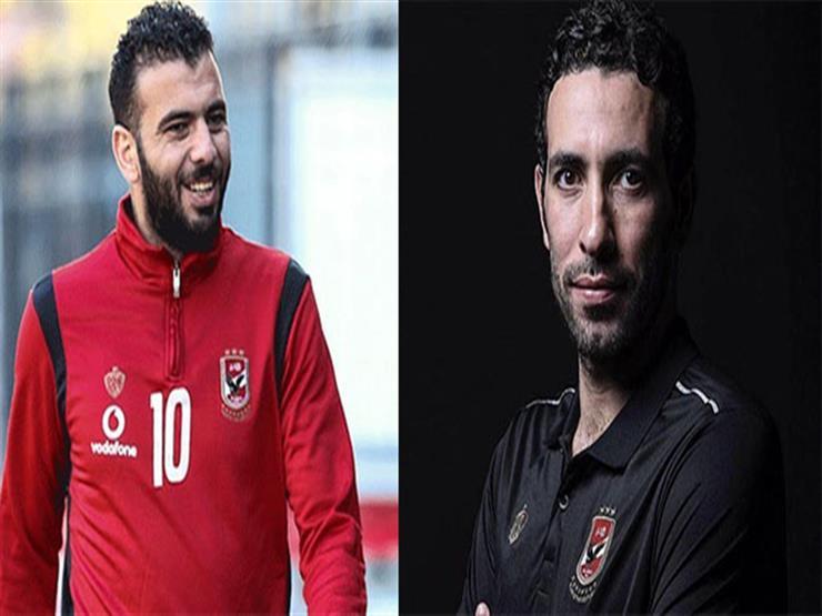 """أبو تريكة معلقًا على اعتزال عماد متعب: """"أسطورة تربعت في قلوب الأهلاوية"""""""