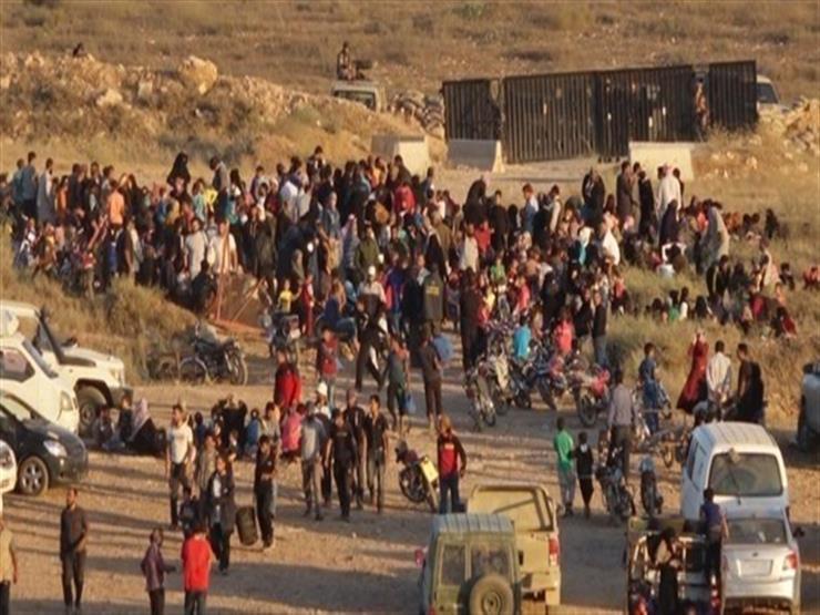 الأمم المتحدة: الحدود الأردنية تشهد أكبر نزوح للسكان منذ بدا...مصراوى