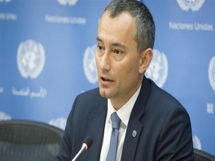 منسق الأمم المتحدة للسلام في الشرق الأوسط يصل القاهرة ...مصراوى