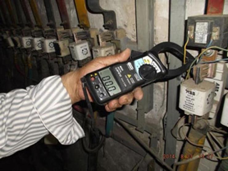 ضبط 11 ألف قضية سرقة تيار كهربائي في يوم واحد