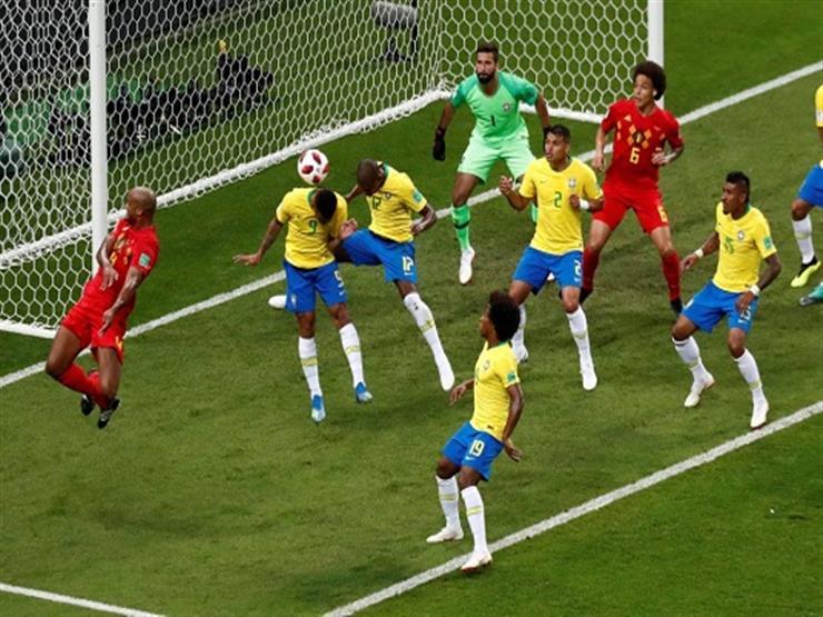 بلجيكا تُقصي البرازيل في مباراة مثيرة وتتأهل لنصف نهائي المونديال