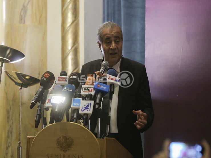 وزير التموين يعلن عن مسابقات تميز ودورات للعاملين بالمكاتب ...مصراوى