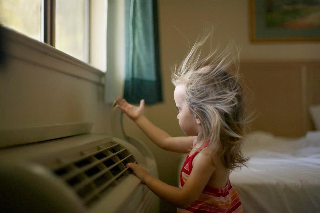 كيف يؤثر مكيف الهواء على الجهاز التنفسي؟