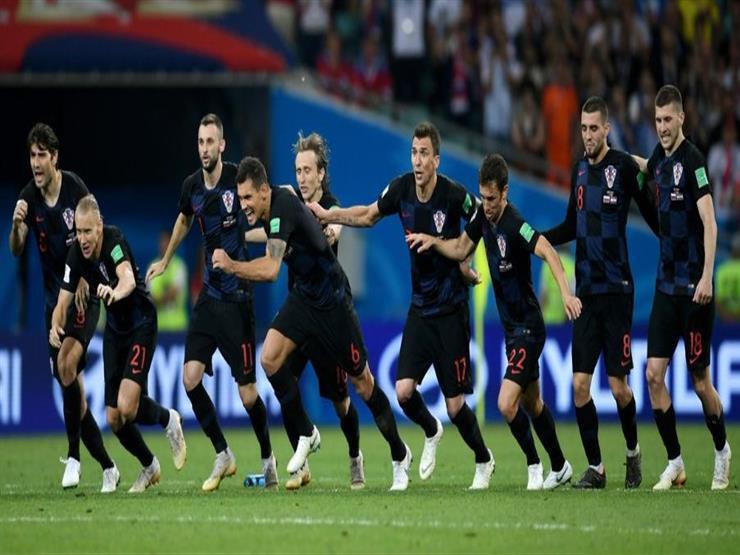 أهداف وركلات ترجيح مباراة كرواتيا وروسيا