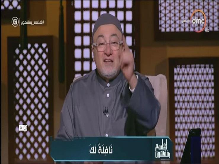 بالفيديو.. خالد الجندى: النبي محمد ليس وكيلاً لله