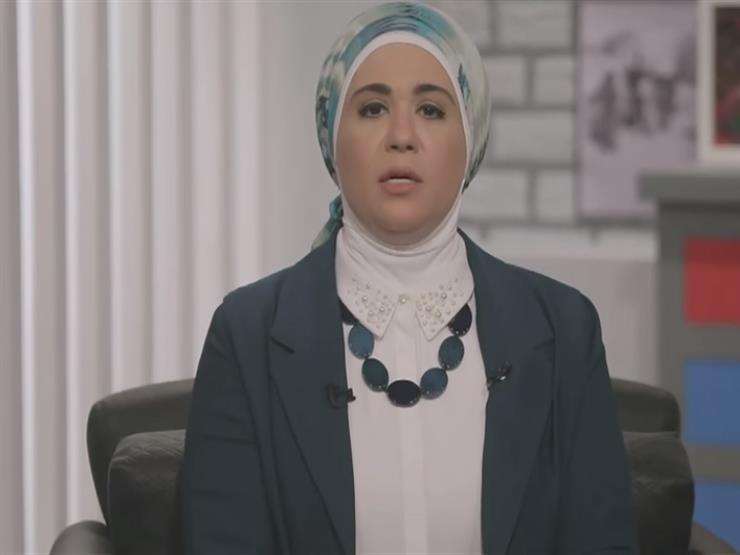 صورة بالفيديو| نادية عمارة: علماء أجازوا الحلف بالنبي.. والحلف بغ