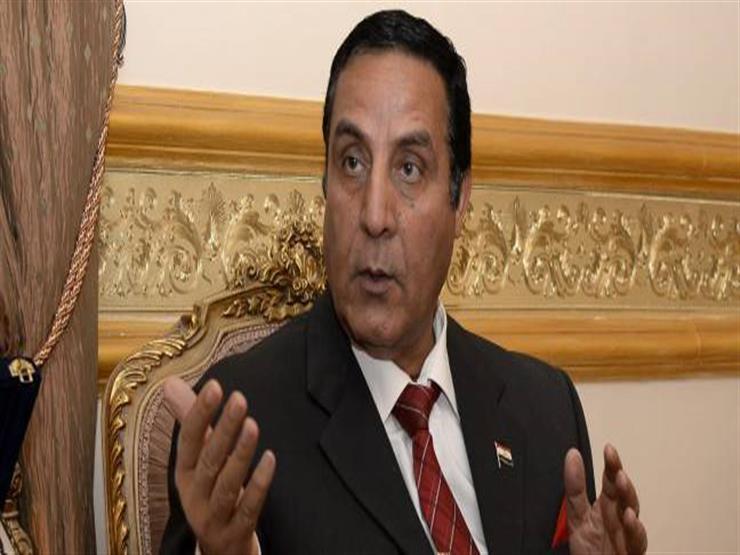 الشهاوي: زيارة السيسي لقاعدة محمد نجيب العسكرية رسالة إلى الدول الداعمة للإرهاب