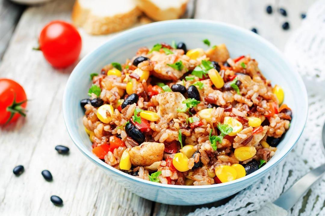 الأرز المكسيكي ليس شهيا فقط.. يحمي القلب