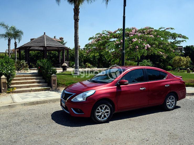 """مصراوي يختبر """"نيسان صني"""".. السيارة الأكثر مبيعا في مصر 2018"""