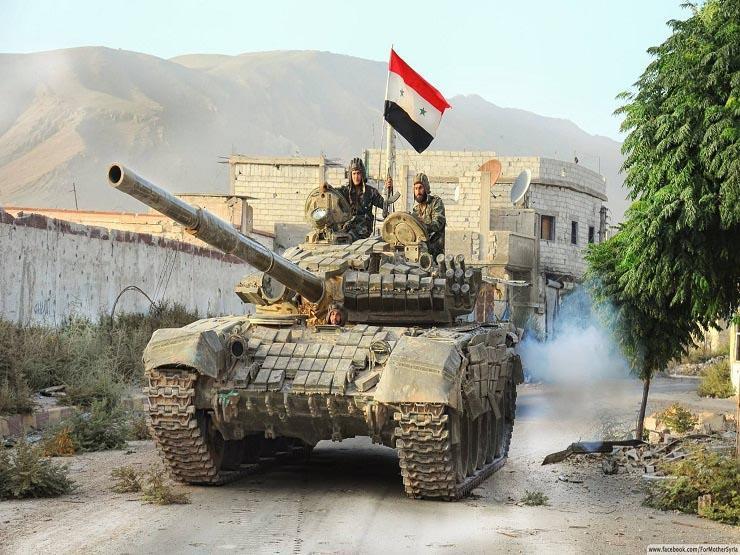 الجيش السوري يصد هجوماً لتنظيم داعش على مطار عسكري في السويداء