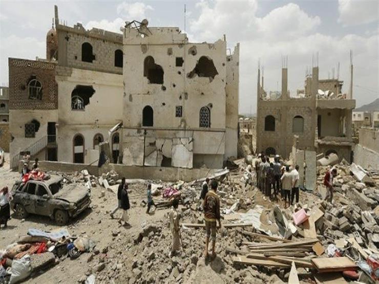 أوكسفام تدين قصف حافلة مدرسية في سوق مزدحم بشمال اليمن