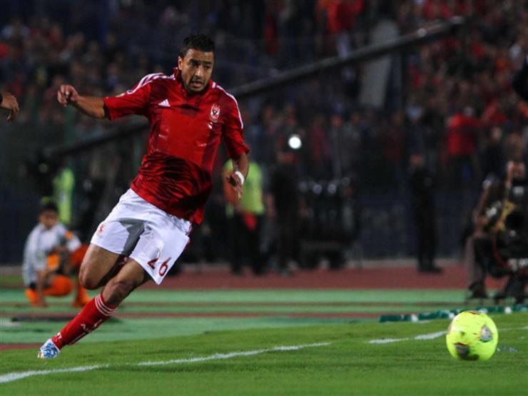 باسم علي يكشف لمصراوي موقفه من الاستمرار مع الأهلي