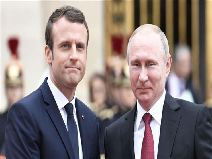 """روسيا وفرنسا يؤكدان ضرورة إطلاق حوار """"سوري - سوري"""" في إطار اللجنة الدستورية"""