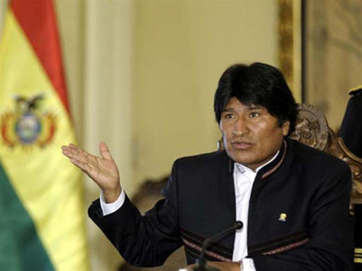 """رئيس بوليفيا يندد بـ""""انقلاب"""" إثر تمرد وحدات من الشرطة في 3 مدن"""
