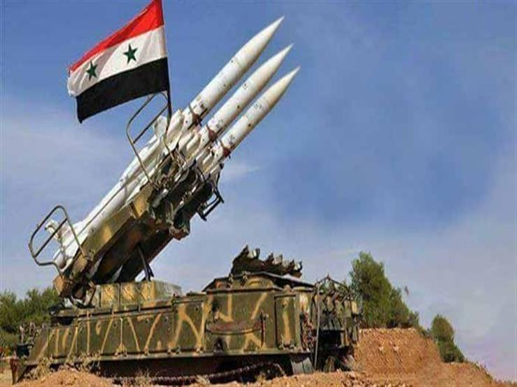 """""""سانا"""": الدفاعات الجوية السورية تتصدى لهدف معادٍ قرب دمشق"""