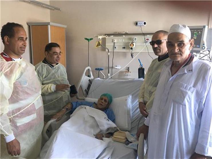 عيادات البعثة الطبية للحج تستقبل 76339 حاجاً مصرياً