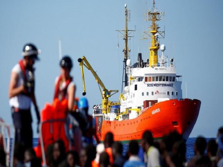 """""""أطباء بلا حدود"""" تطالب الدول الأوروبية بتحديد أماكن لاستقبال سفينة الإنقاذ إكواريوس"""