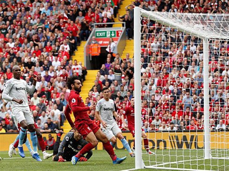 شاهد أول أهداف صلاح فى الموسم الجديد بالدوري الإنجليزي