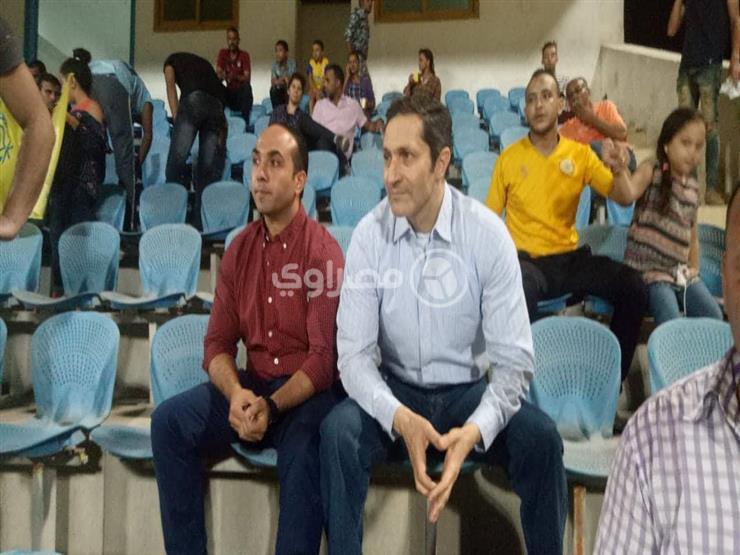 الحضري يوجه رسالة لعلاء مبارك