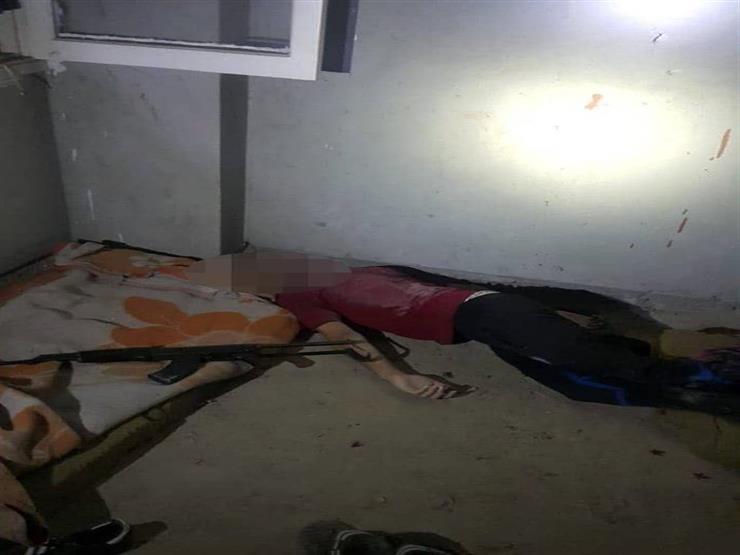 الداخلية: مقتل إرهابي في تبادل لإطلاق النار مع الأمن بالمطرية