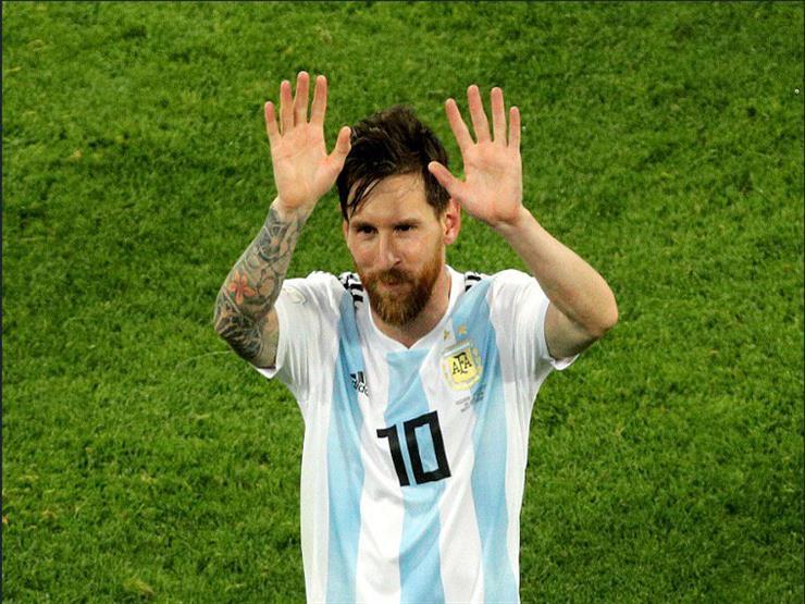 """ميسي خارج منتخب الأرجنتين """"مؤقتًا"""""""