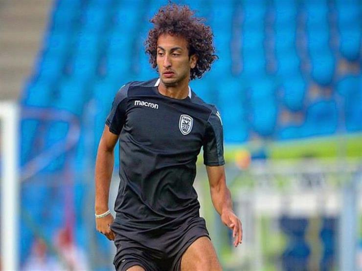 رسمياً.. عمرو وردة ينتقل إلى أتروميتوس مُعاراً لنهاية الموسم
