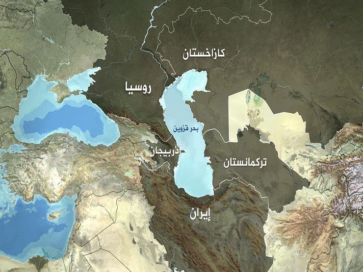 نتيجة بحث الصور عن إتفاقية قزوين الخامسة