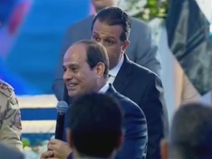"""السيسي للمصريين: """"مفيش حاجة ببلاش خلاص"""""""