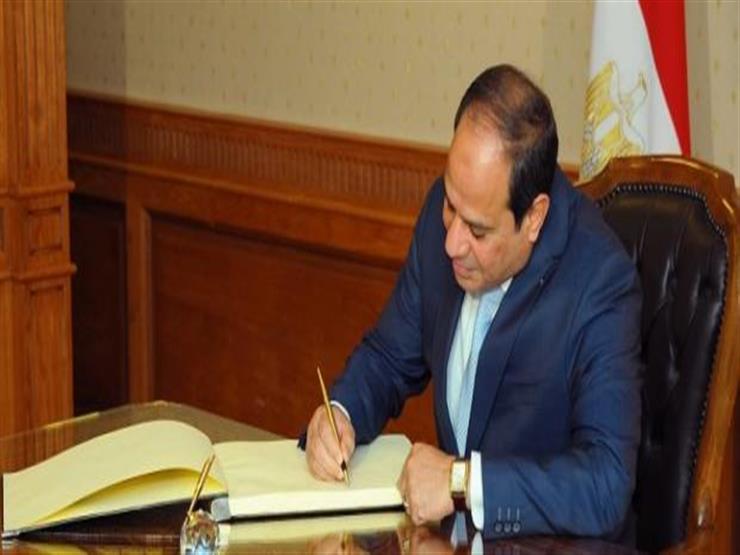 الرئيس يصدق على تعديلات قانون إنهاء المنازعات الضريبية