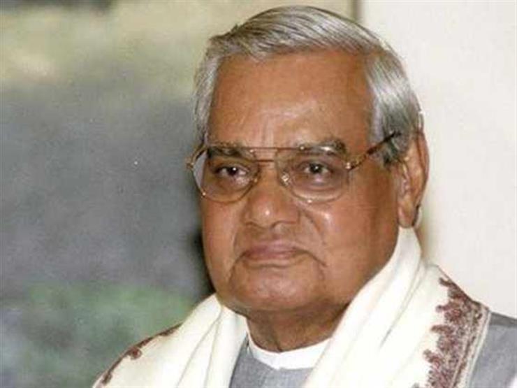 """وفاة رئيس وزراء الهند الأسبق """"فاجبايي"""" بعد صراع طويل مع المرض"""