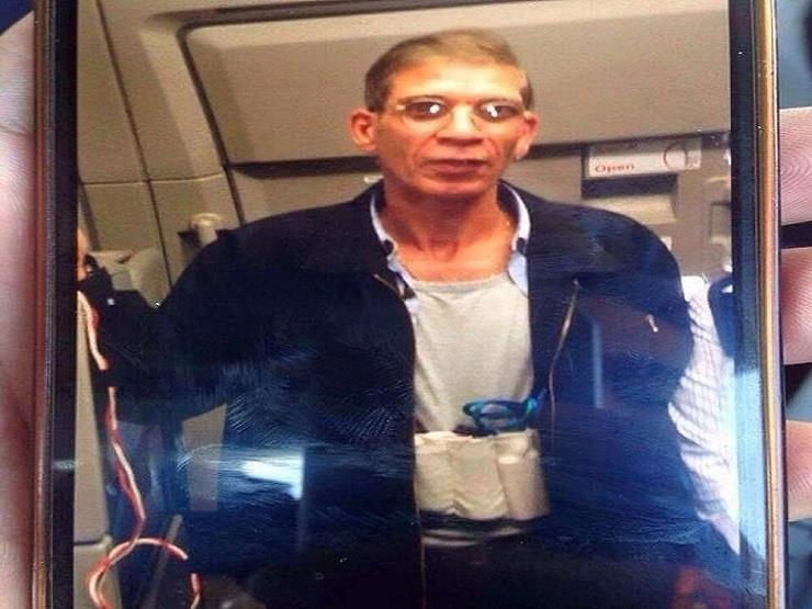 خاطف الطائرة المصرية بقبرص قبل عامين يصل القاهرة