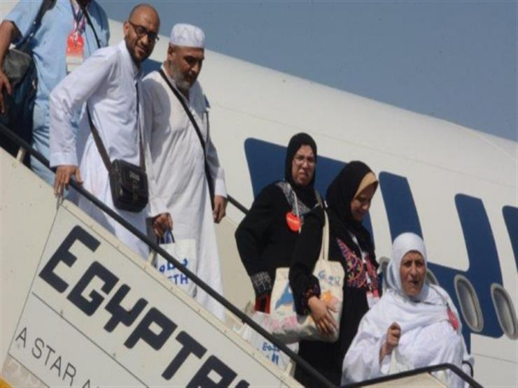 المصريون على رأس القائمة.. تعرف على جنسيات حجاج الداخل