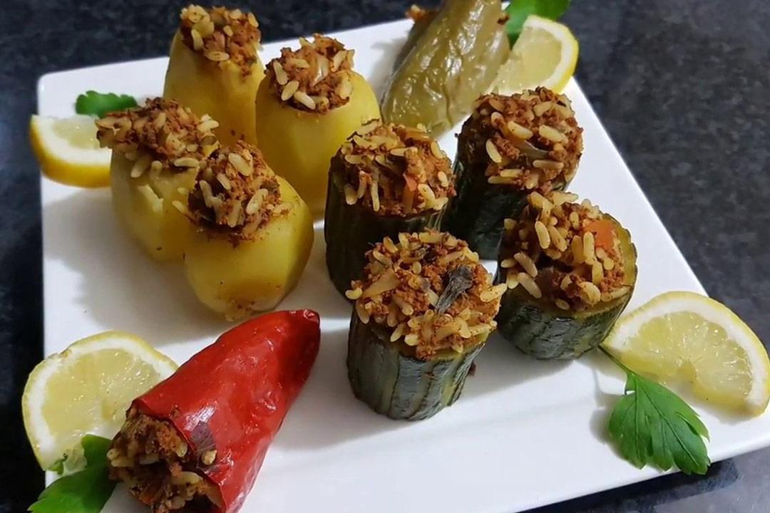 لمتبعي الدايت.. طريقة صحية لطهي المحشي دون زيادة الوزن