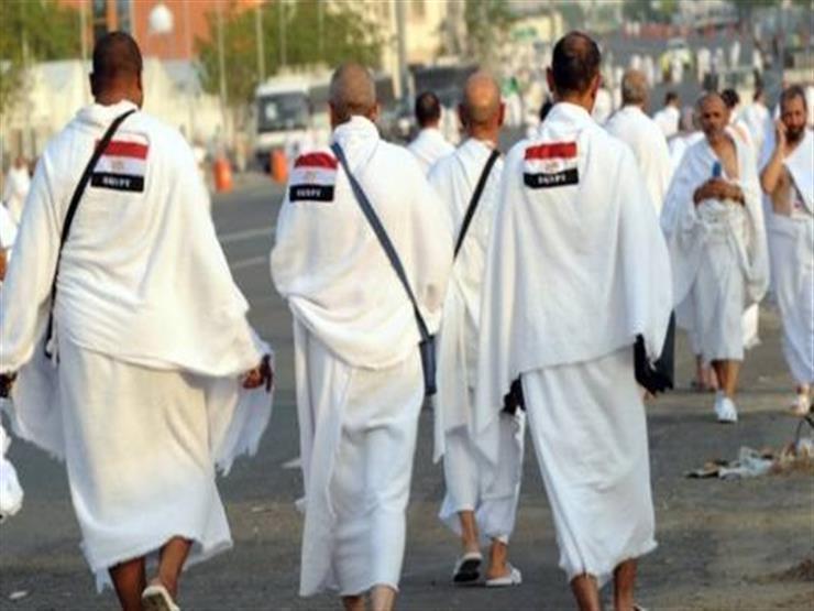 تفويج الحجاج المصريين من عرفات إلى المزدلفة