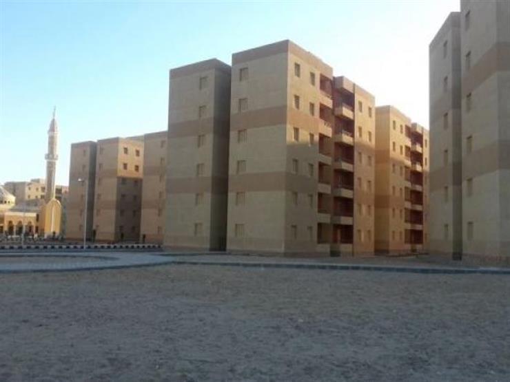 """""""الإسكان"""" تعلن موقف تنفيذ وحدات """"الإسكان الاجتماعي"""" بمدينة 15 مايو"""