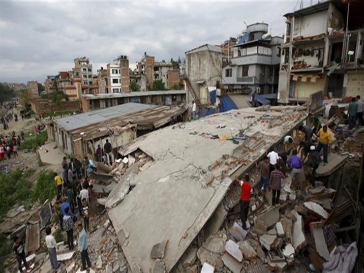 حصيلة ضحايا الزلزال في أندونيسيا ترتفع إلى 555 قتيلاً