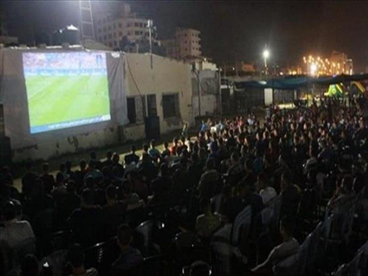 عرض فيلم إباحي على شاشات نادي السنطة أثناء مباراة الأهلي.. والإدارة ترد