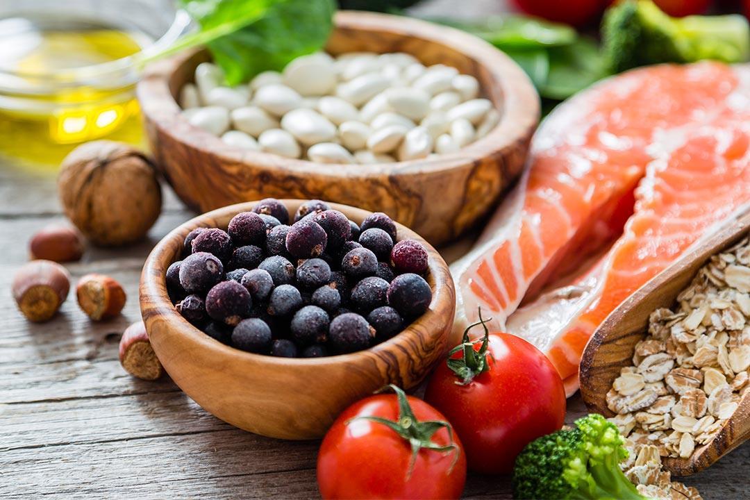 النظام الغذائي المناسب لصحة القلب يساهم في حرق دهون البطن