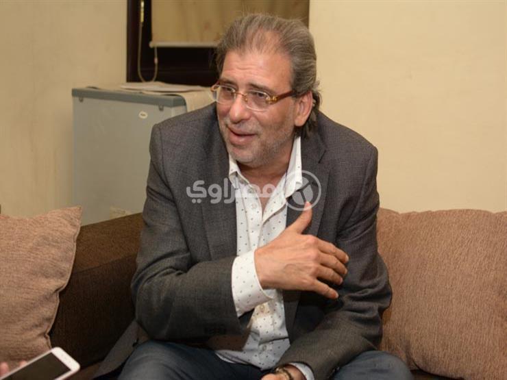 خالد يوسف: أتعرض لشائعات مغرضة.. وعائلتي أكبر من ذلك كله