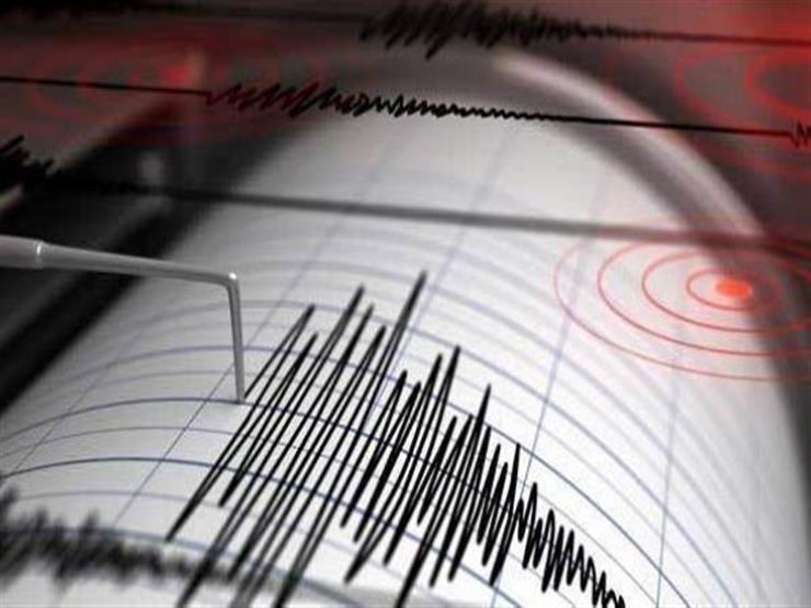 زلزال بقوة 5.6 درجة على بعد 500 كيلو شمال دمياط