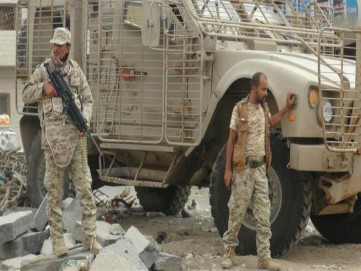 مقتل وإصابة 12 جنديا يمنيا في هجوم للقاعدة في محافطة أبين