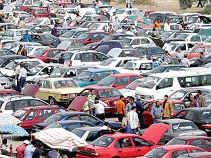 في سوق المستعمل 5 سيارات بـ 50 ألف جنيه منها كورية وإيطالية ...مصراوى