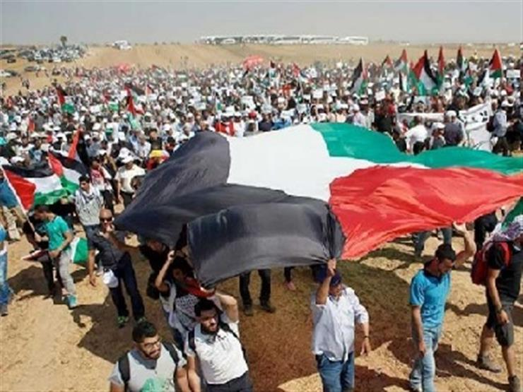 شهيد و120 اصابة على حدود غزة...مصراوى