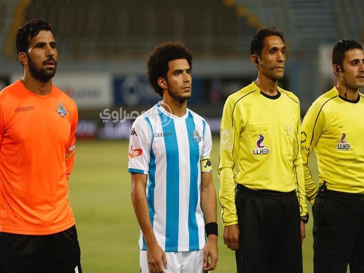 عمر جابر يوجه رسالة لجماهير الزمالك بعد لعبه أول مباراة بقمي...مصراوى