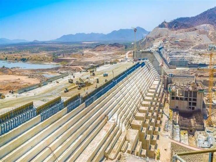إثيوبيا: توقف أعمال بناء سد النهضة مؤقتًا...مصراوى