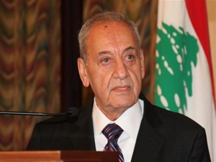 رئيس البرلمان اللبناني: الأجواء تفاؤلية إزاء تشكيل الحكومة الجديدة