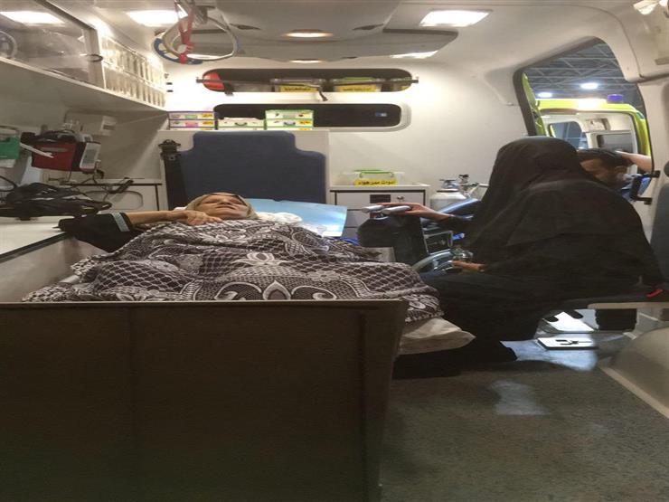 نقل حالتين من حجاج فلسطين من مطار القاهرة إلى معبر رفح بسيارتي إسعاف