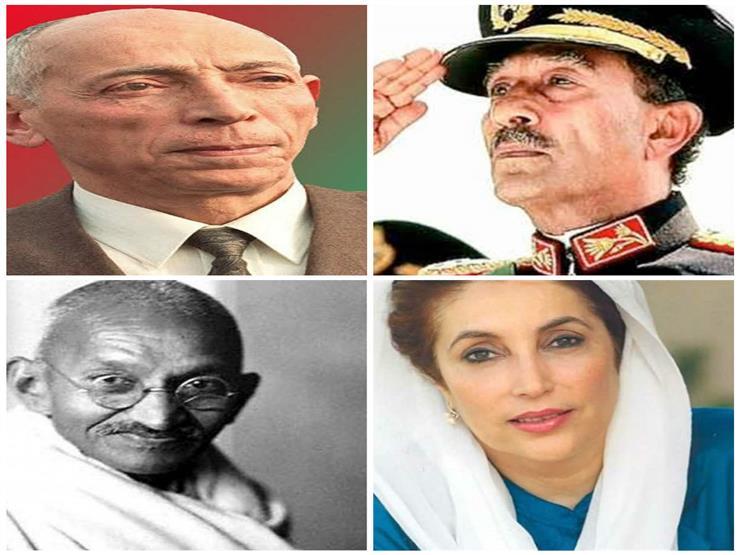 تعرف على 8 من أبرز الاغتيالات السياسية