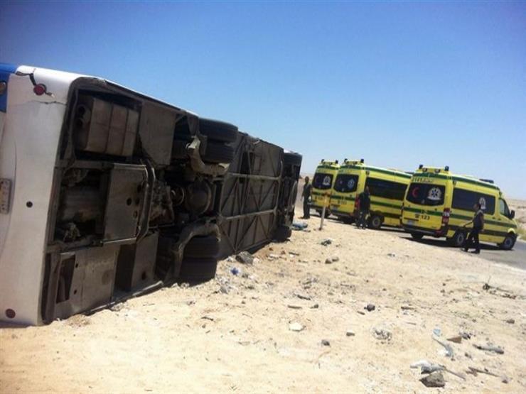 """رئيس القابضة للنقل يقبل استقالة رئيس """"شرق الدلتا"""" بعد حادث أتوبيس مطروح"""